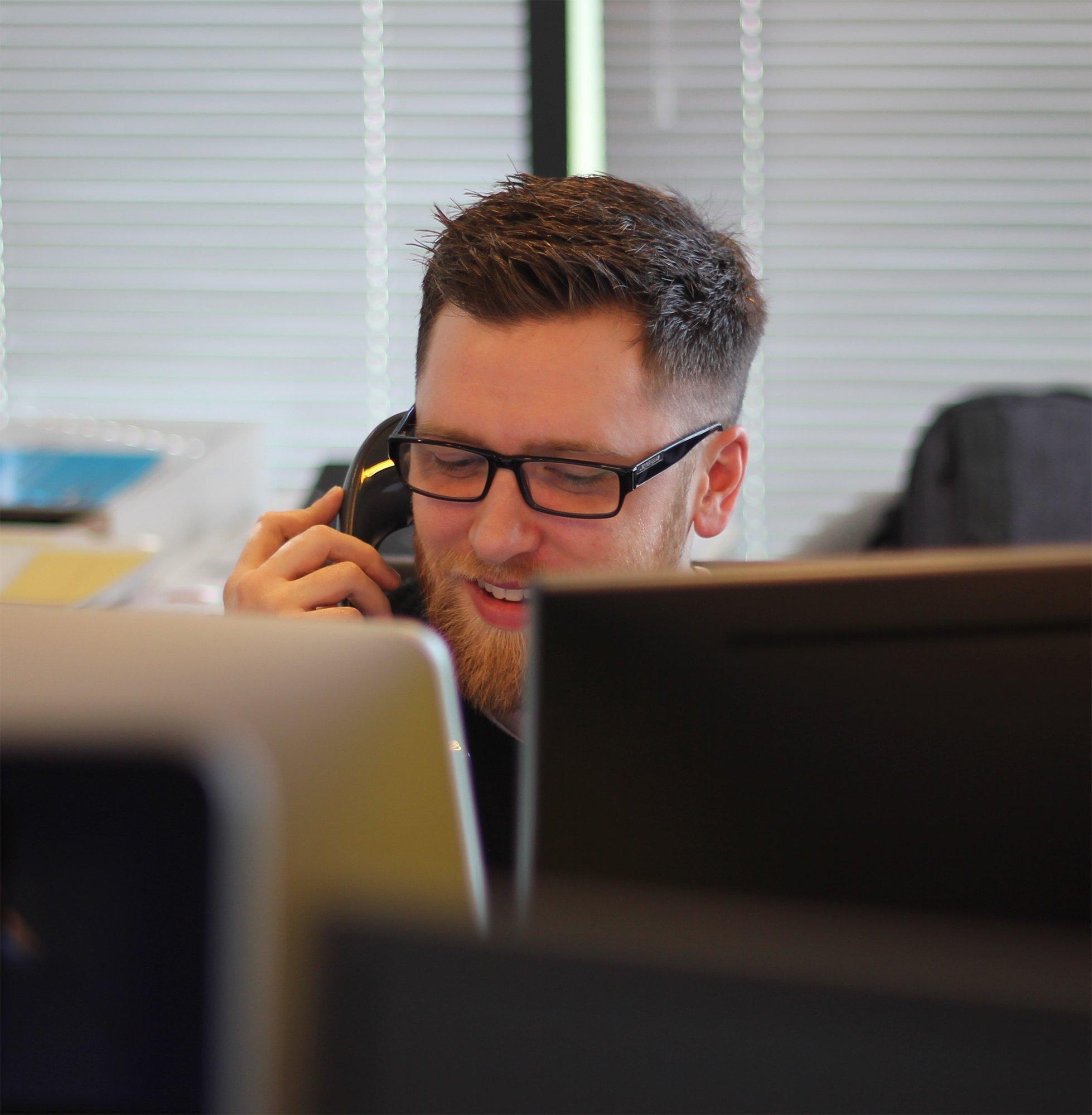 remote customer service agent